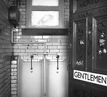 Gentlemen by Keith Wright