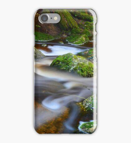 Flow at Snug Falls iPhone Case/Skin