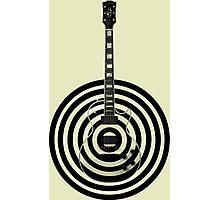 Gibson - Zakk wylde Photographic Print