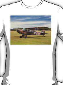 Piper L-21A Super Cub R-213 PH-RED T-Shirt