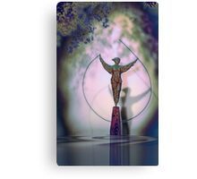 Tarot - Temperance Canvas Print