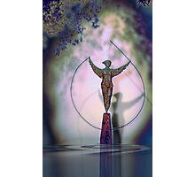 Tarot - Temperance Photographic Print
