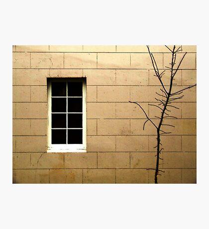 Simple Photographic Print