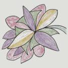 Pastel Flower by KazM