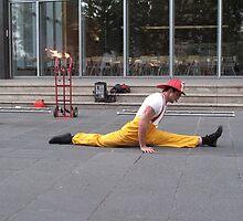 Circus Firemen 3 by skyhorse