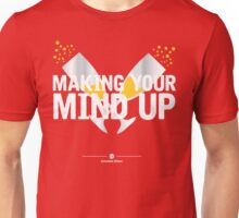 Bucks Fizz - Making Your Mind Up [Eurovision Winner] Unisex T-Shirt