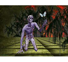 A Zombies Hope Photographic Print
