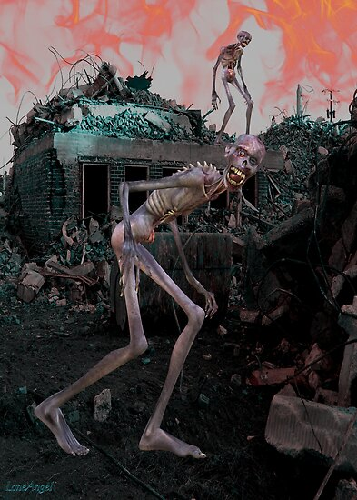 Destruction by LoneAngel
