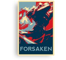 Jayce - League of Legends - Forsaken Canvas Print