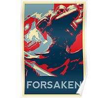 Jayce - League of Legends - Forsaken Poster