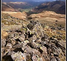 Views down the Langdale Valley by Shaun Whiteman