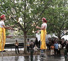 Circus Firemen 15 by skyhorse