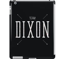 Team Dixon iPad Case/Skin