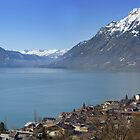 Lake Brienz, Brienz, Switzerland by Mark Howells-Mead