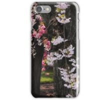Asian Cherry   iPhone Case/Skin