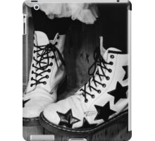 These Boots Were Made... iPad Case/Skin