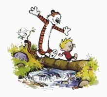 Calvin & Hobbes Kids Clothes