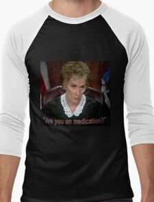 Are you on MedicAtion? Men's Baseball ¾ T-Shirt