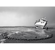Instow Harbour Photographic Print