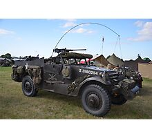 Military vehicle Photographic Print