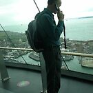 Portsmouth Harbour from the Spinnaker Tower by Songwriter