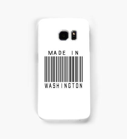 Made in Washington Samsung Galaxy Case/Skin