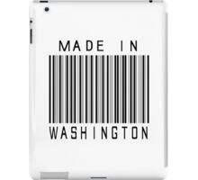 Made in Washington iPad Case/Skin