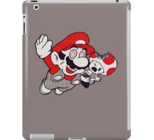 Mario Flying Mushroom iPad Case/Skin