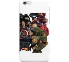 One Piece Avengers iPhone Case/Skin