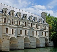 Chenonceau Castle by julie08