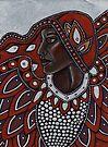 Harpy II by Lynnette Shelley