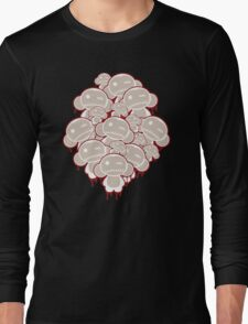Zombie, Zombie, Zombie Monkeys! Long Sleeve T-Shirt