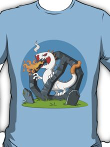Cigarette - Monster T-Shirt