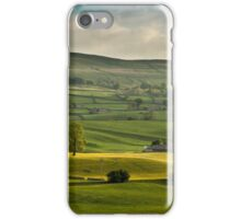 Swaledale In The Yorkshire Dales iPhone Case/Skin