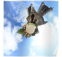 Lincoln Cathedral Photosphere Poster