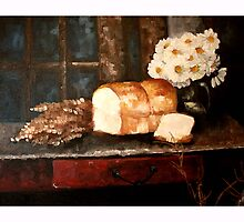 Our Daily Bread by Laurianne  Macdonald