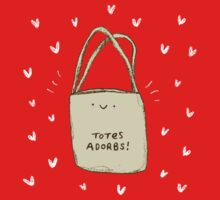 Totes Adorbs! One Piece - Short Sleeve