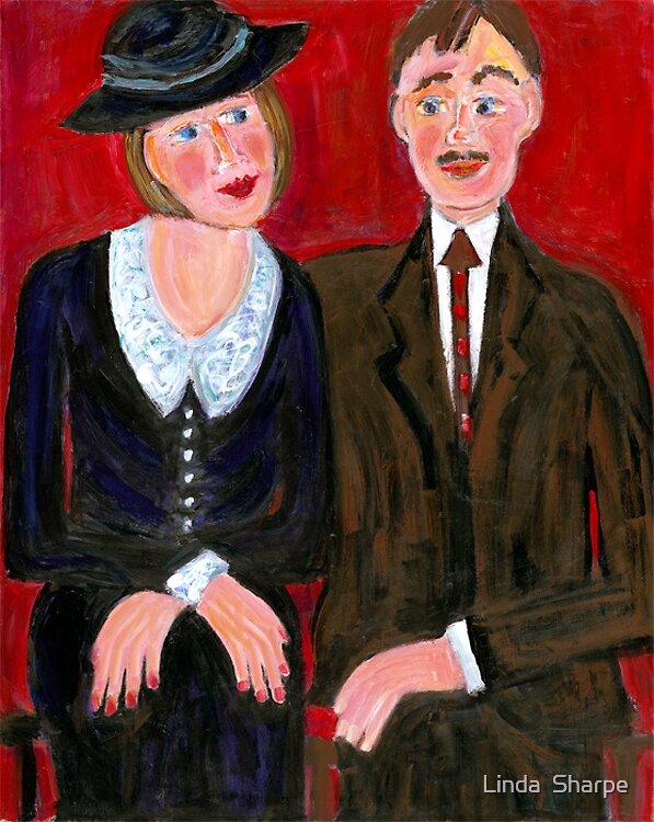 In Love by Linda  Sharpe