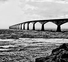 Confederation Bridge by Jeff Blanchard