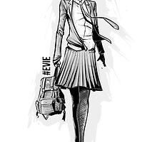 Evie - ThatcherJoe by 4ogo Design