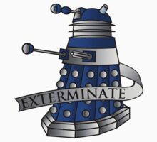 Dalek - Strategist Kids Clothes