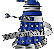 Dalek - Strategist by MikeTheGinger94