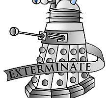 Dalek - Supreme by MikeTheGinger94
