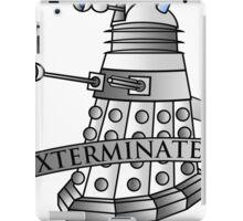 Dalek - Supreme iPad Case/Skin