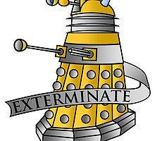 Dalek - Eternal by MikeTheGinger94