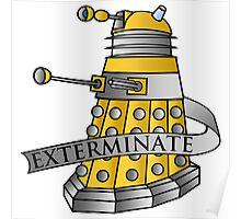 Dalek - Eternal Poster