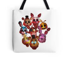 Your New Best Friends - FNAF Tote Bag