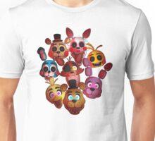 Your New Best Friends - FNAF Unisex T-Shirt