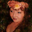 Adorned In Spring by Elizabeth Burton