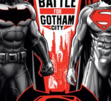 Batman v Superman  Sticker